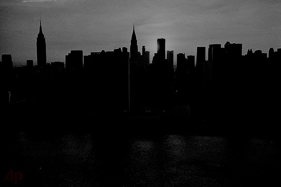 Darkest Days - NYC Blackout