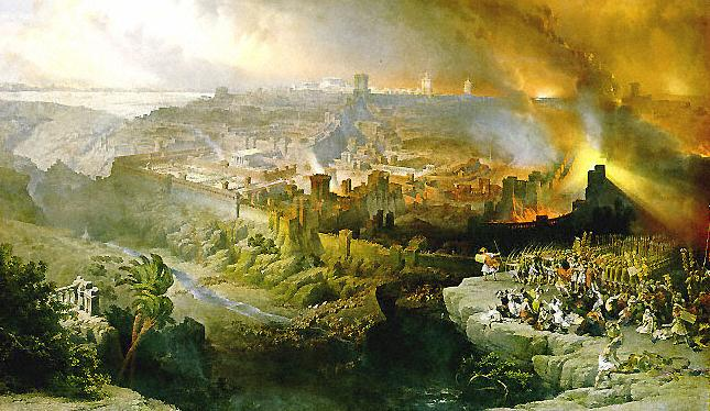 Alive After The Fall - Jerusalem