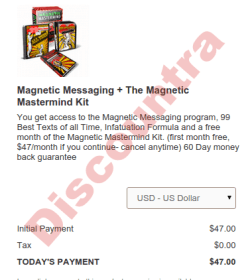 Magnetic Messaging Discount
