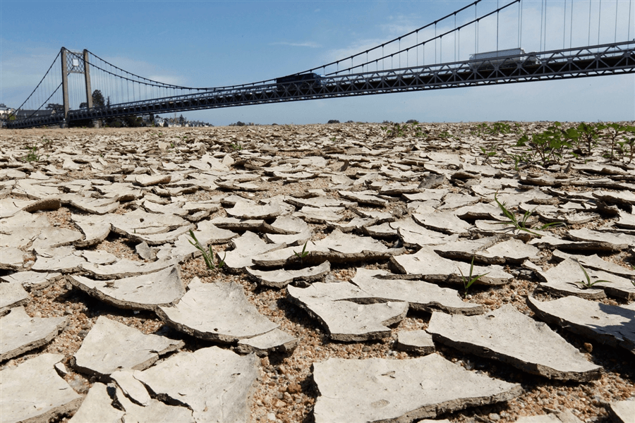 World War Water - Crazy Drought
