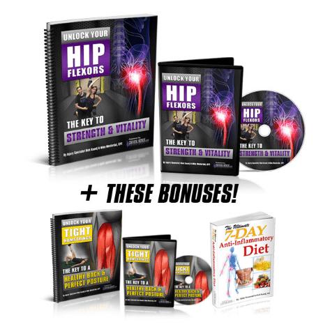 unlock your hip flexors 1