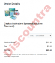 Chakra Activation System Discount