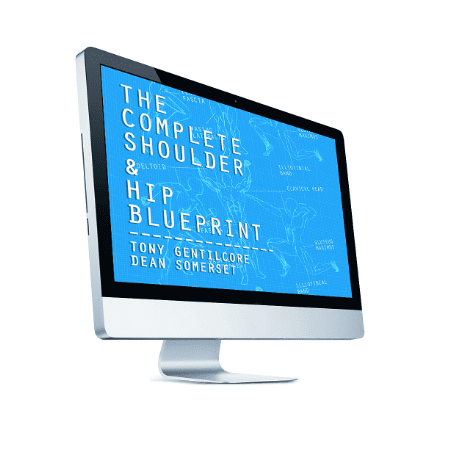 Complete Shoulder And Hip Blueprint