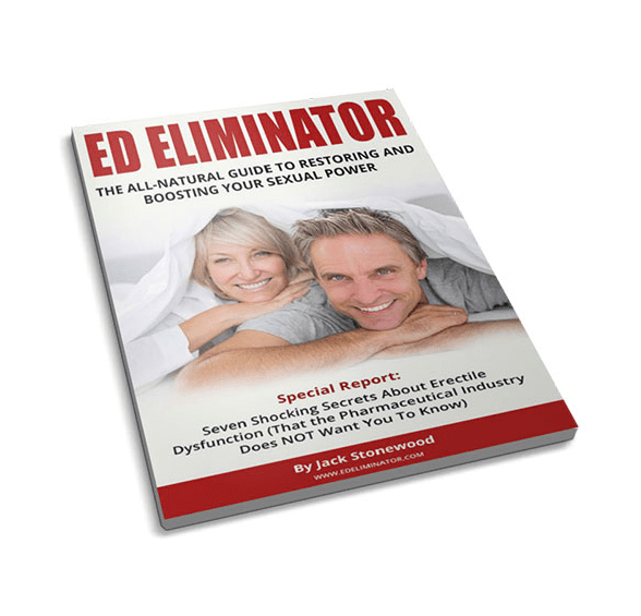 ED Eliminator™ Discount – $10 Off!