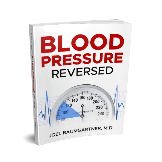 Blood Pressure Reversed