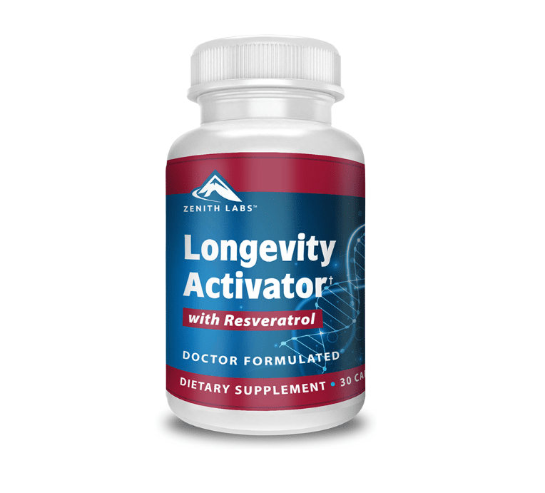 Longevity Activator Coupon – 50% Off!