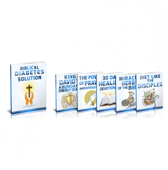 Biblical Diabetes Solution™ – $20 Off!