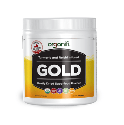 Organifi Gold™ Coupon Code