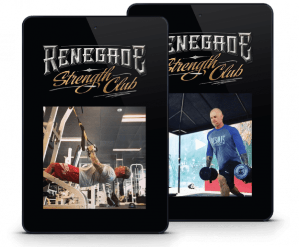 Renegade Strength Club™ Coupon