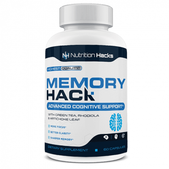 Nutrition Hacks Memory Hack™