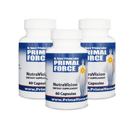 Primal Force Nutra Vision™ Coupon
