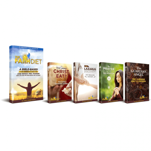 The Faith Diet™ Discount – $20 Off!