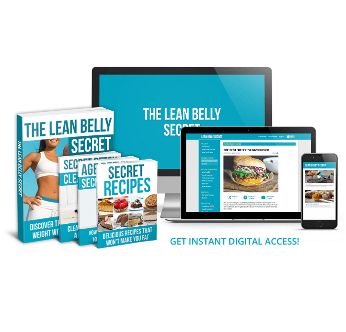 Lean Belly Secret Discount – $10 Off!