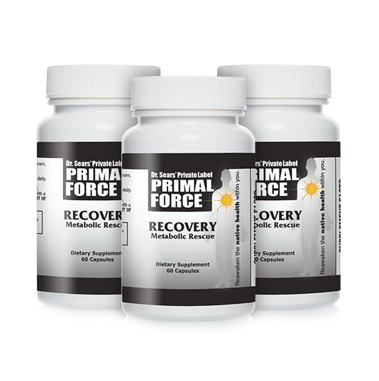 Primal Force Recovery Metabolic Rescue