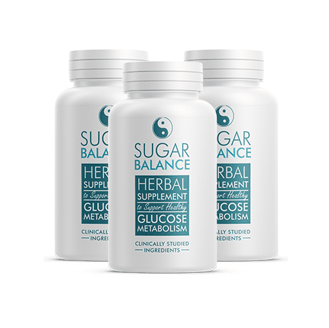 Sugar Balance Herbal Supplement