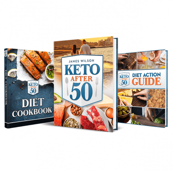 Nutrition Hacks Keto After 50™ Discount