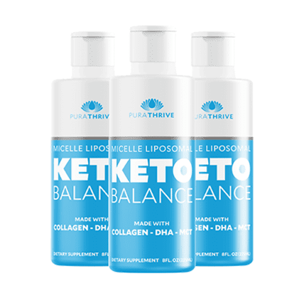 PuraThrive Keto Balance™ Coupon