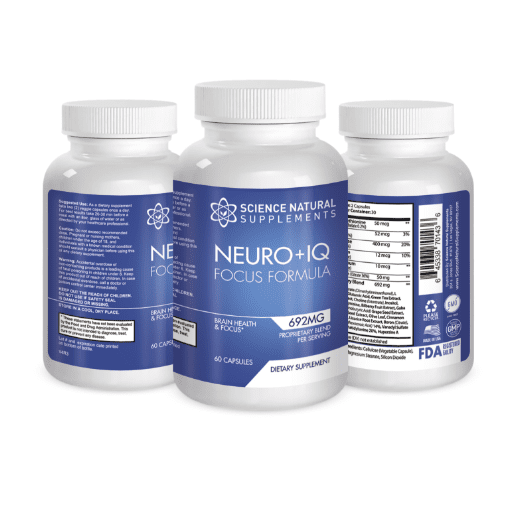 Neuro+IQ Focus Formula™ Coupon