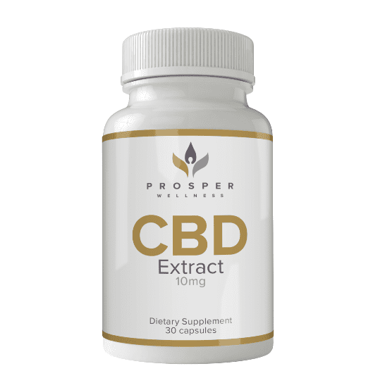 Prosper CBD Oil Extract™ Discount
