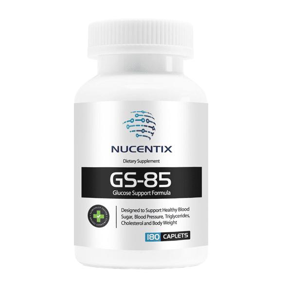 GS-85 Glucose Support Formula™