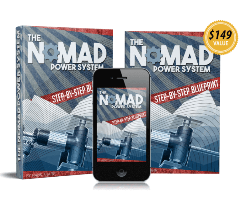 Nomad Power System™ – 65% Off!