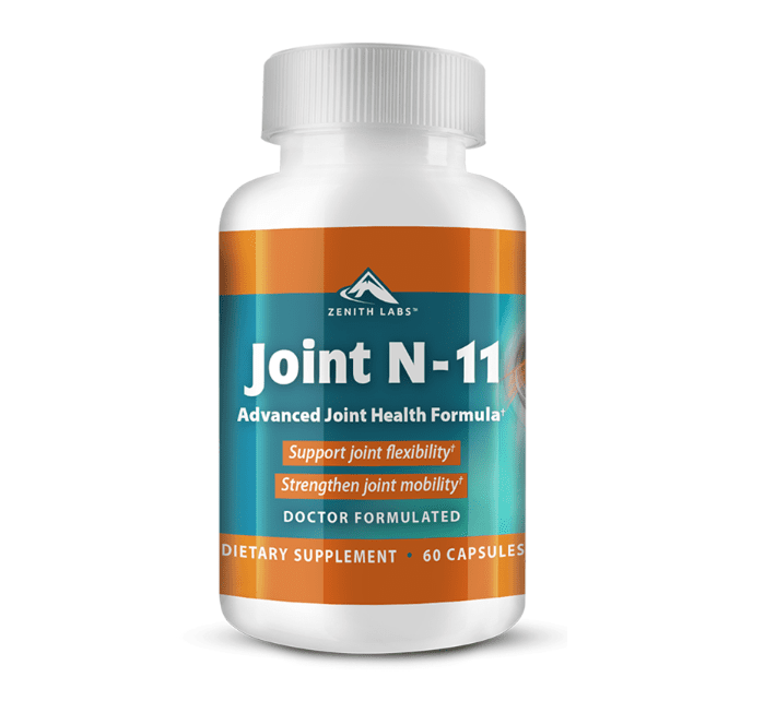 Zenith Joint N-11™ Coupon – 50% Off!