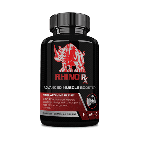 Rhino Rx™ Muscle Booster