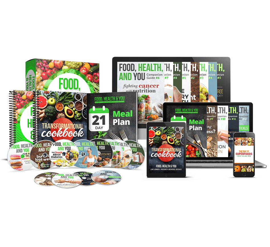 Food, Health, & You Complete System