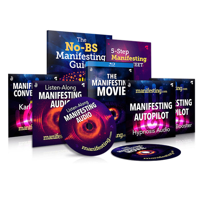 No-BS Manifesting Course Voucher Code