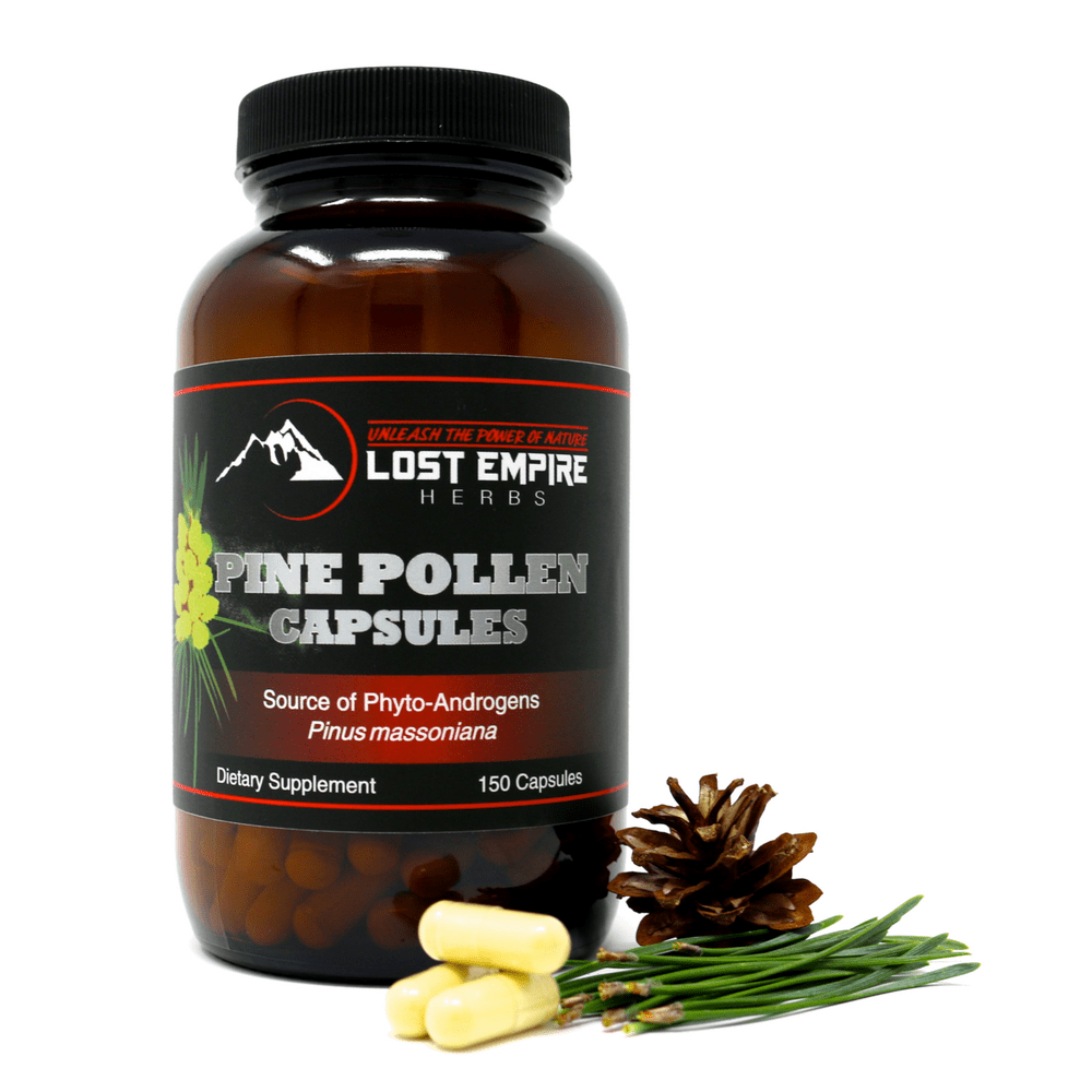 Lost Empire Herbs Pine Pollen™ Coupon