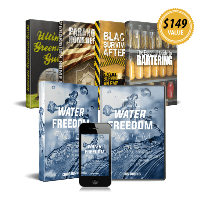 Water Freedom System™ – 55% Off!