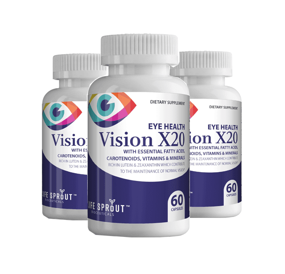 Vision X20™ Discount – 35% Off!