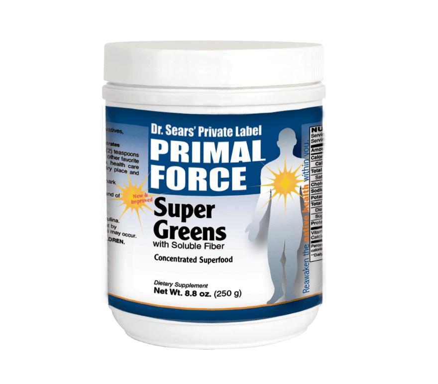 primal force super greens