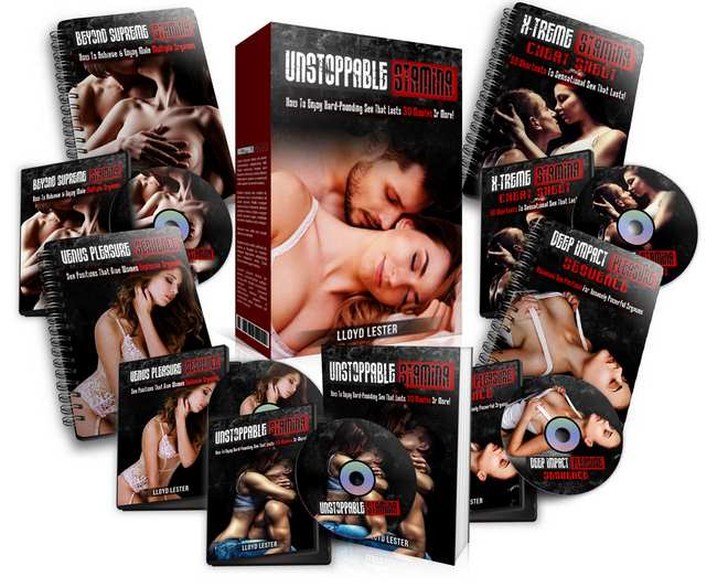 Unstoppable Stamina™ – $50 Off!