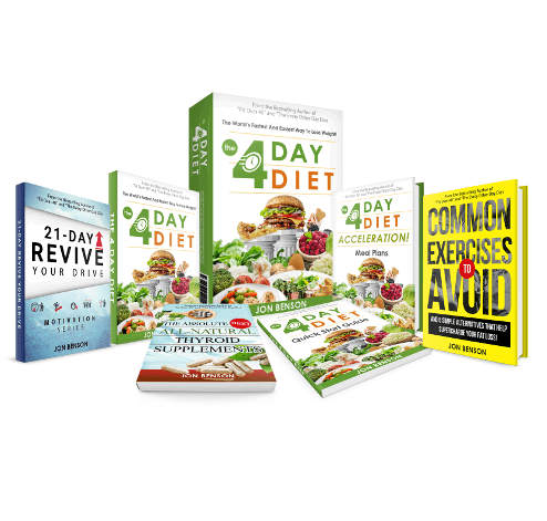 The 4 Day Diet™ Discount – $10 Off!
