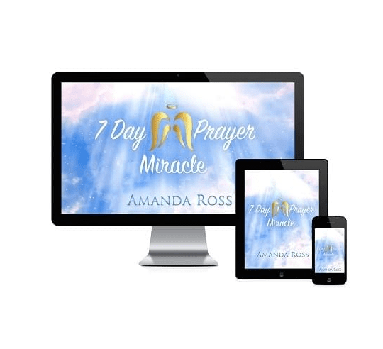 7 Day Prayer Miracle Discount – $20 Off!