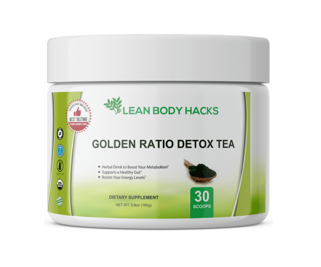 golden ratio detox tea