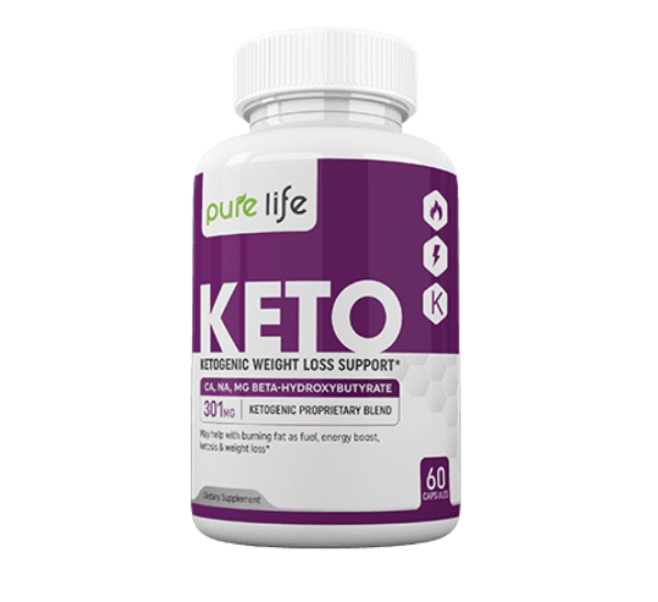 Pure Life Keto™ – 50% Off!