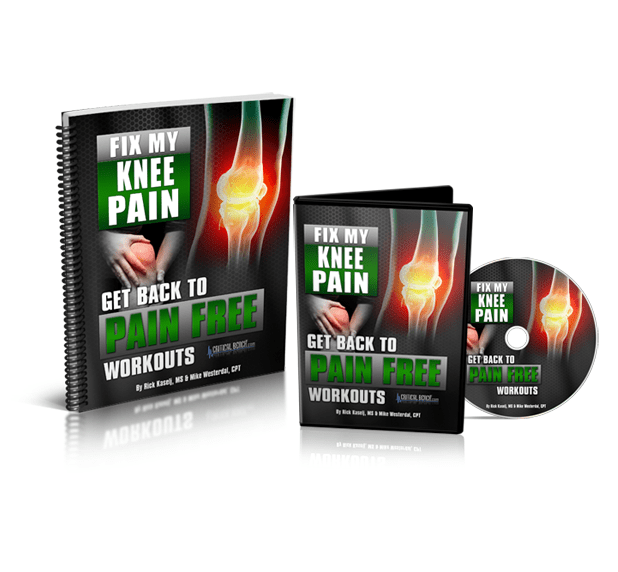 Fix My Knee Pain Coupon – $10 Off!