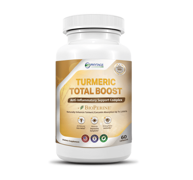 Turmeric Total Boost Discount – 30% Off!