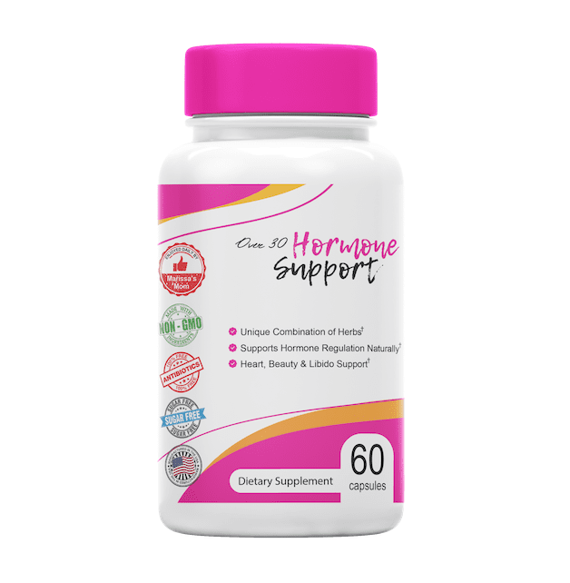 over 30 hormone support