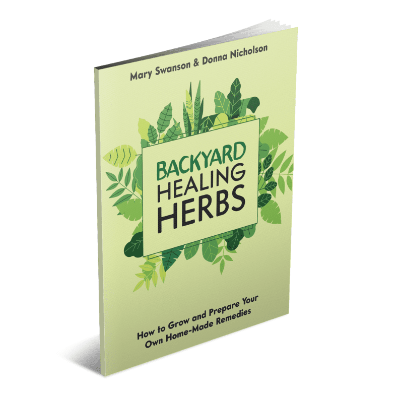 backyard healing herbs